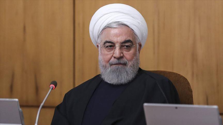 الرئيس الإيراني يعلق على هبوط العملة
