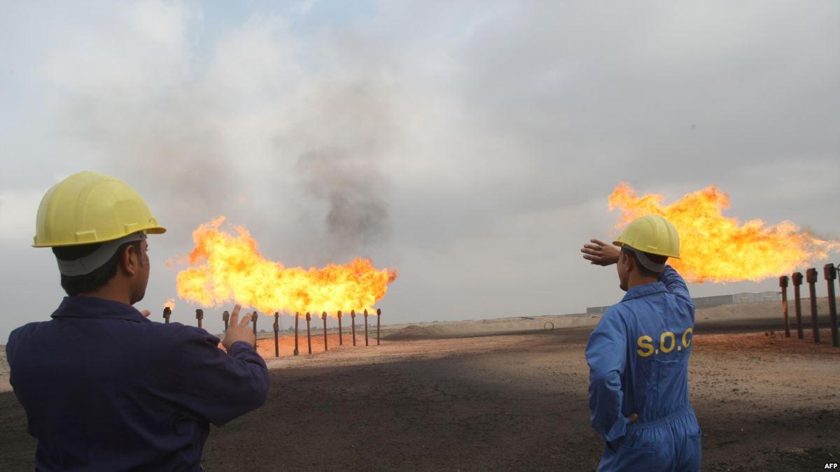 """""""شل"""" تبيع حصتها في حقل القرنة النفطي بالعراق"""