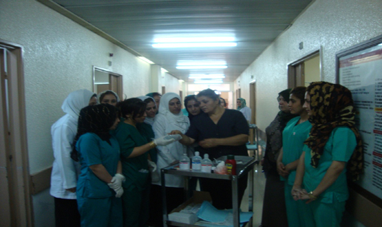 نفاذ الادوية والمستلزمات الطبية من صحة أربيل والحكومة المركزية لم تعالج المشكلة