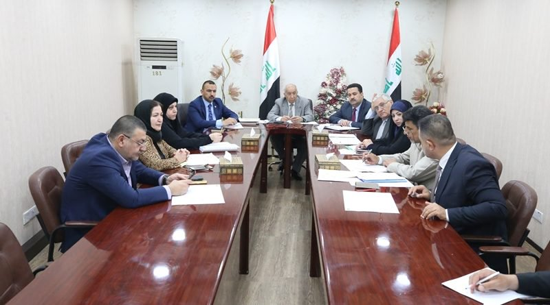 Follow-up Committee on Government Performance discusses the proposal of the United Nations Program on the resolution of the housing crisis Image