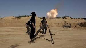اصابة ثلاث نساء من قرية الاصلاح اثر سقوط خمسة قذائف هاون في اطراف جلولاء