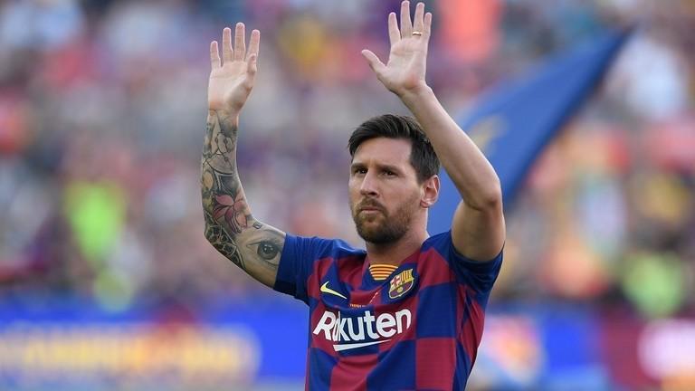 أنباء سارة لعشاق برشلونة بخصوص ميسي