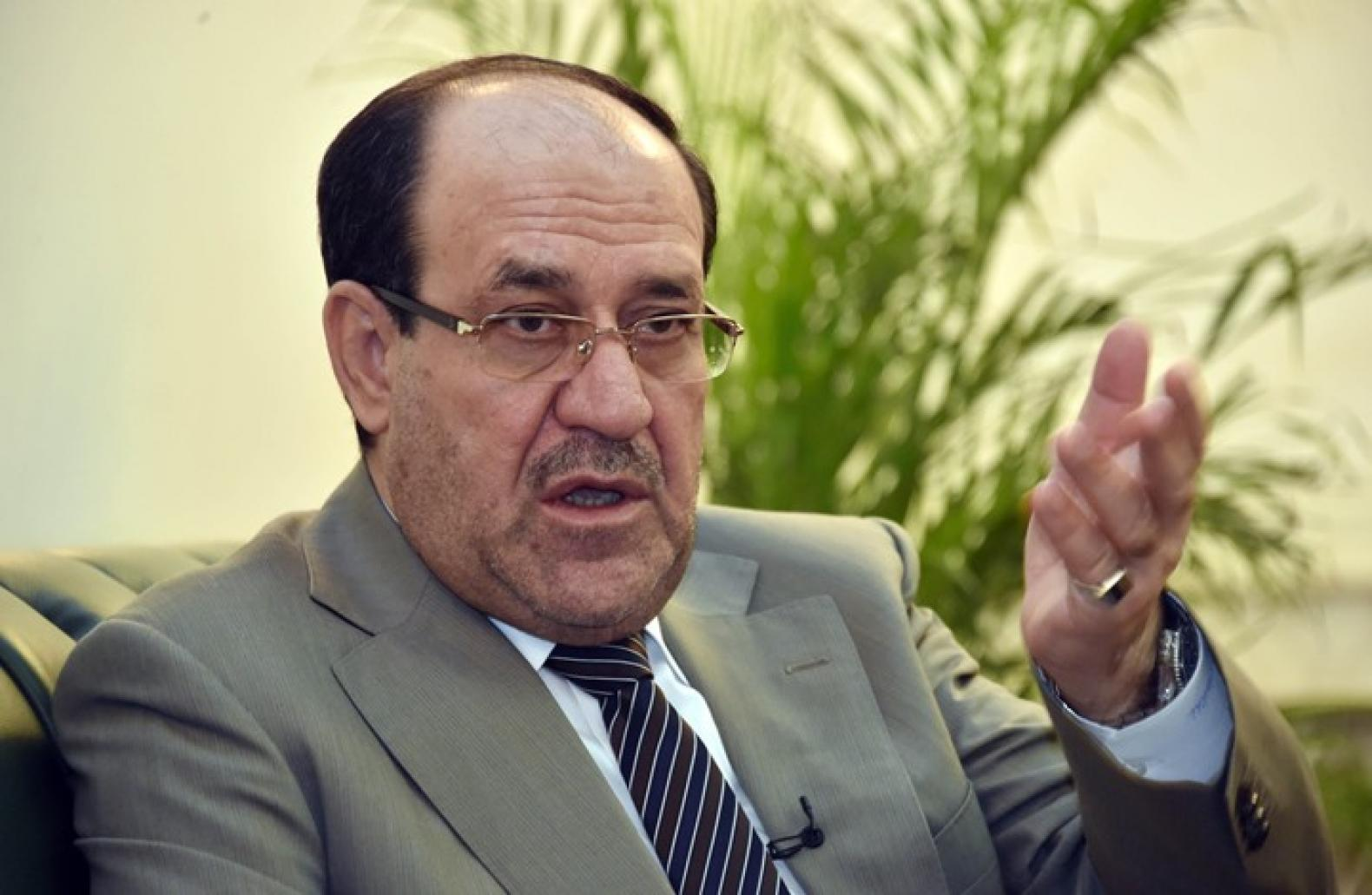 منتقداً كل الاطراف .. المالكي: على اقليم كردستان  التقدم نحو الحكومة ويتفاعل معها