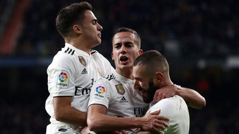 موعد مباراة ريال مدريد اليوم والقنوات الناقلة لها