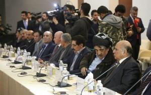 الاحزاب الكردية توحد قواها السياسية قبل الدخول بمفاوضات لتشكيل الحكومة الجارية