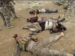"""مقتل 6 قادة من تنظيم """"داعش"""" في قرية اللزاكة التابعة للساحل الأيمن للموصل"""
