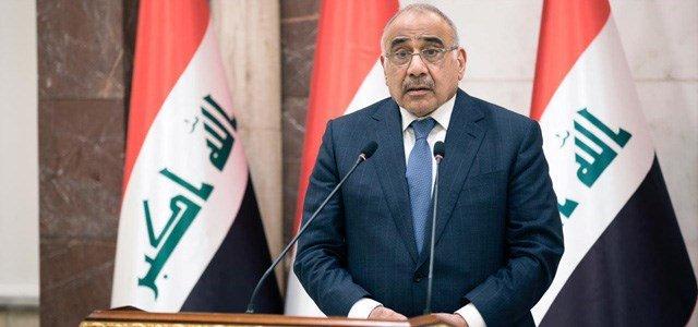عبد المهدي: العراق يتابع تطورات المعارك في سوريا وتطهير اخر جيب من داعش