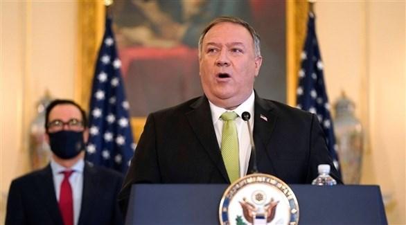 اميركا تطالب ألمانيا وبريطانيا وفرنسا بتنفيذ العقوبات على إيران