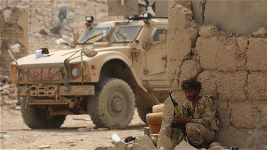 احباط هجوم لميليشيات الحوثي على ميناء المخا في تعز