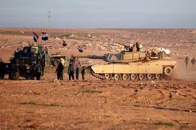 تحرير قرية الجمالية وفرض السيطرة الكاملة على الحافة الشرقية لنهر دجلة بأيمن الموصل