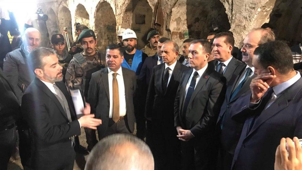 """السفير التركي: حريق قيصرية كركوك """"حرق قلوبنا"""""""