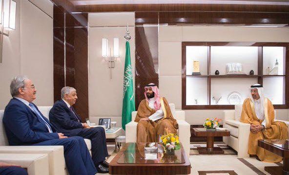 وزير النفط  يزور السعودية لبحث القضايا الاقتصادية المشتركة