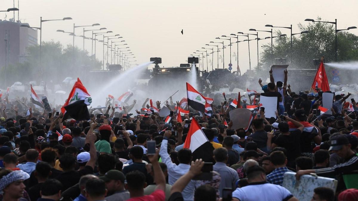هل انتهى النفوذ الإيراني في العراق وسوريا؟
