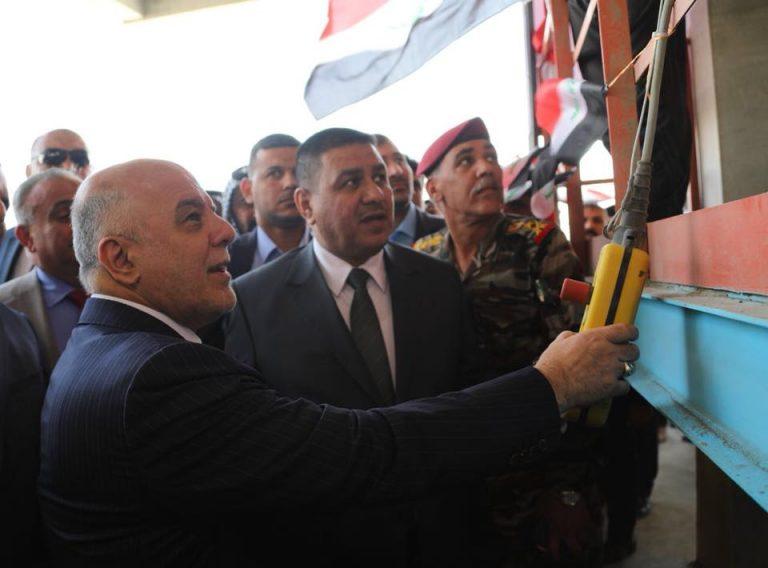 """رئيس الوزراء:  العراق على أعتاب مرحلة ونصر جديد بعد دحر تنظيم """"داعش"""""""