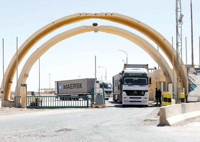 الشروع في إنشاء مجمّع معبر حدودي جديد مع السعودية