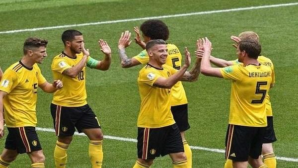 """بلجيكا """"المتوهجة"""" تتحدى الساموراي الياباني في كأس العالم"""
