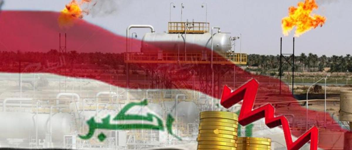 شنكالي: العراق مقبل على إنهيار إقتصادي إذا لم يعمل على تعظيم إيراداته