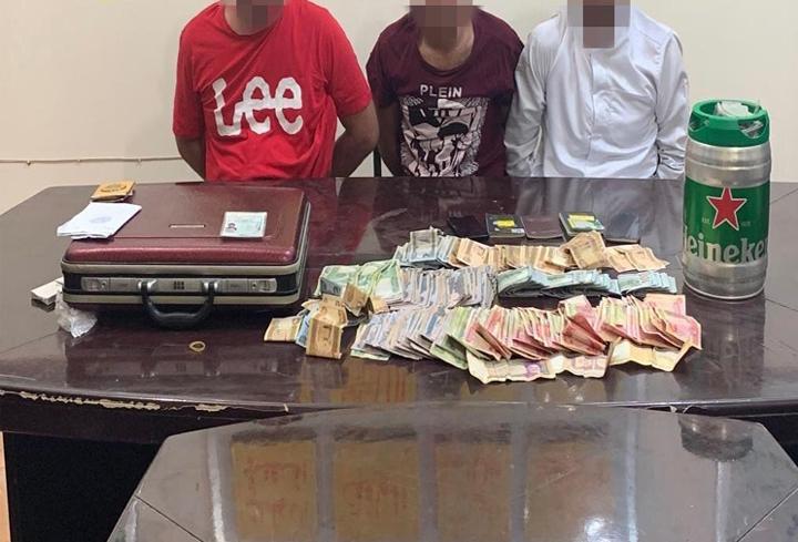 حرس الحدود: اعتقال ثلاثة تجار كبار للمخدرات بالبصرة احدهم إيراني الجنسية