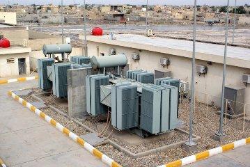 الكهرباء تستحدث محطتين جديدتين للطاقة في محافظتي ذي قار والمثنى بطاقة 1500 ميغاواط