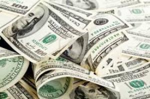 انخفاض سعر صرف الدولار الى أدنى مستوى له في 16 أسبوعا
