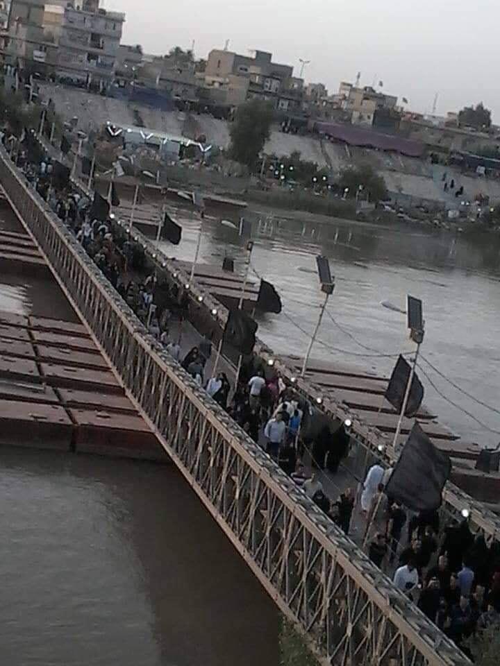 امانة بغداد تصدر توضيحاً بشأن جسر الكريعات