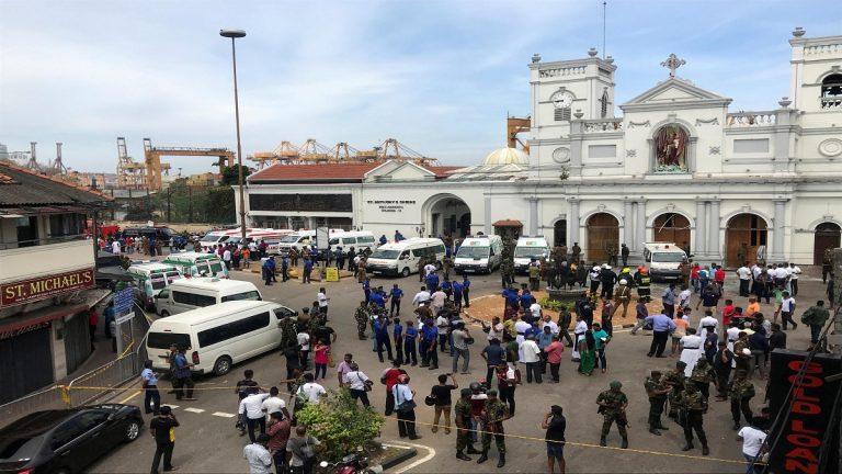 احداث دموية في سيرلانكا ..  التعرف على جنسيات 11 أجنبيًا قضوا بتفجيراتها اليوم