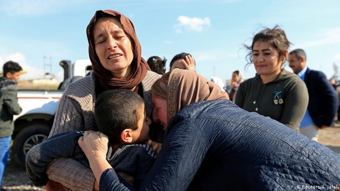 """""""أبو سراقة"""" يروي قصة الإبادة في مجزرة سنجار"""
