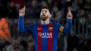 ماذا قال ميسي بعد انتصار برشلونة ؟
