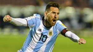 ميسي: عدم تأهل الأرجنتين للمونديال كان سيكون ضربا من الجنون