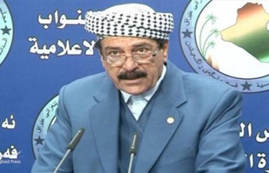 نائب عن الجبهة التركمانية: محافظ كركوك الهارب هو رأس الفتنة ويتحمل جميع ما حصل بالمحافظة