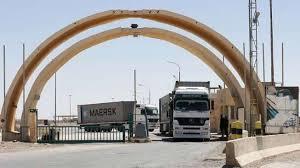 مجلس الانبار يطالب بالكشف عن ارباح منفذ طربيل الحدودي مع الاردن