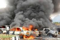 3 انفجارات متفرقة تضرب بغداد اليوم مخلفة 23 قتيلا وجريحا