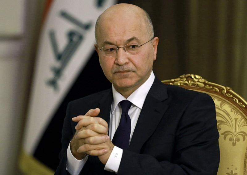 رئيس الجمهورية يصل الكويت لتقديم واجب عزاء الامير الصباح