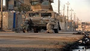 جودت: انتهت مراحل الاستعداد وننتظر الاوامر لاقتحام الموصل واستعادة المطار ومعسكر الغزلاني