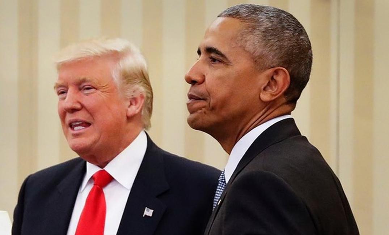 أوباما يهاجم ترامب