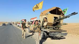 الحشد يحبط تعرضا لداعش على اطراف خانقين