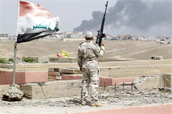 Army regains control of the government headquarters in Tikrit