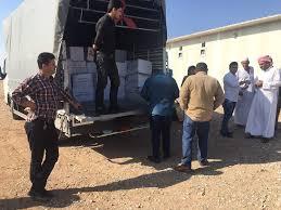 تخصيص أكثر من  16 الف حصة غذائية لإغاثة نازحي القرى المحررة من محافظة نينوى
