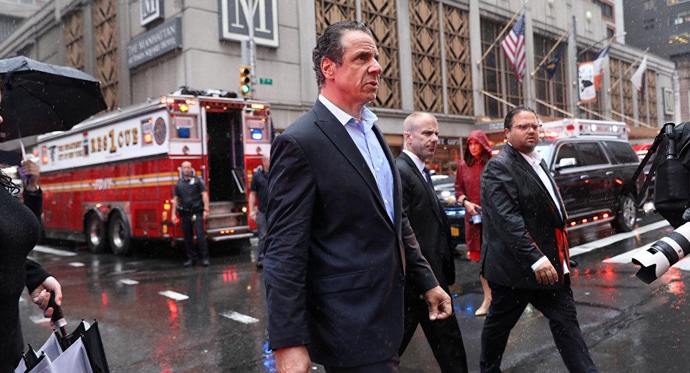 عمدة نيويورك: لا مؤشرات على أن حادث تحطم المروحية عملا إرهابيا
