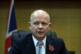 وزير الخارجية البريطاني: بريطانيا لم تتخذ قراراً بتسليح المعارضة السورية