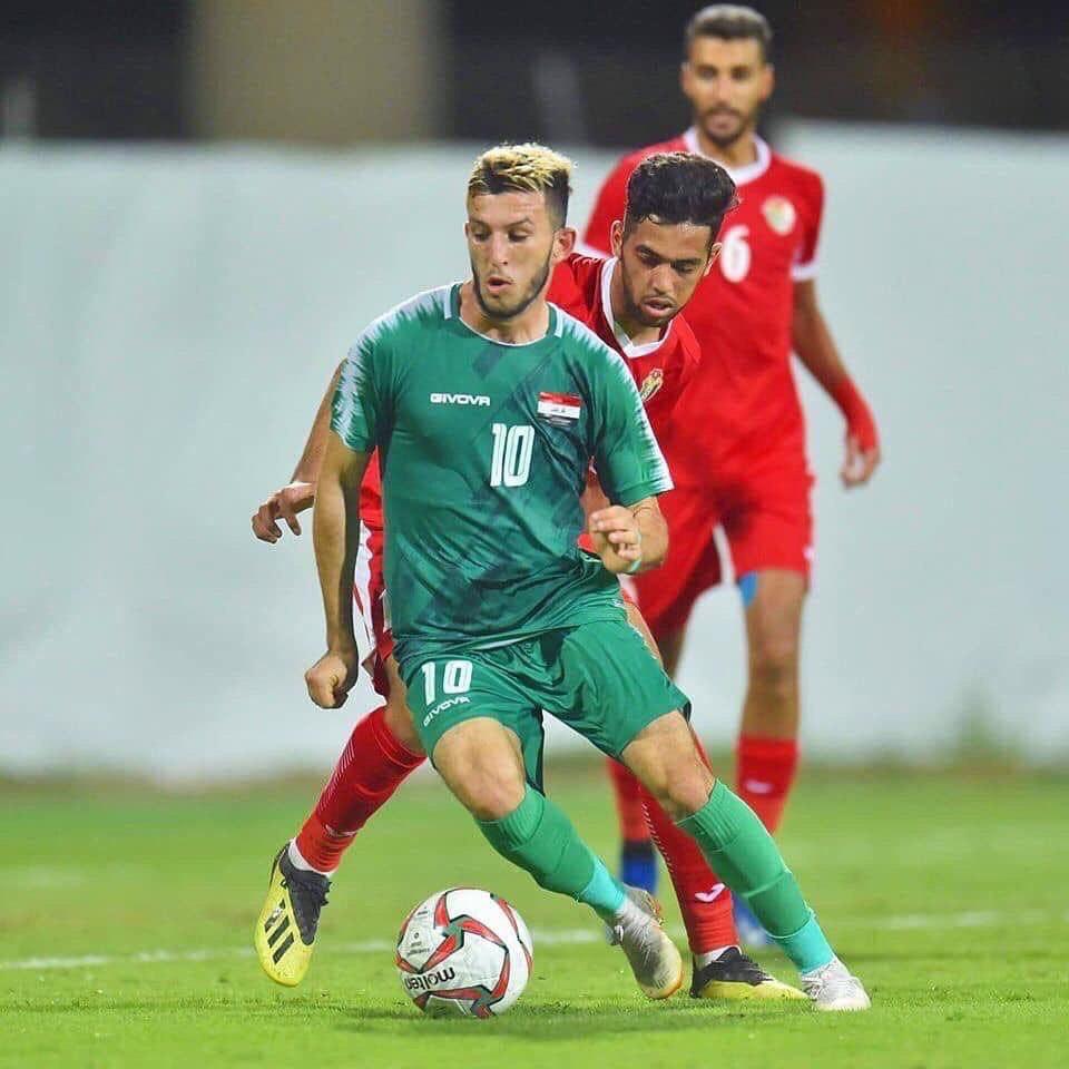 الهيأة التطبيعية تنجح في تحويل لؤي العاني لاعباً عراقياً