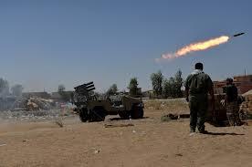 بمساندة قوة من الحشد العشائري..مقتل 8 عناصر من داعش غرب الأنبار