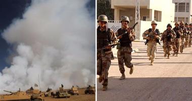 (تفاصيل)عناصر الاستخبارات العسكرية تتمكن من اختراق المناطق التي لازال يسيطر عليها تنظيم داعش في قلب الموصل