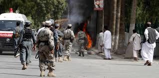 انفجار وإطلاق نار قرب مقر وزارة الداخلية الأفغانية