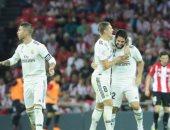 ريال مدريد يبدأ حملة الدفاع عن لقب دورى أبطال أوروبا أمام روما