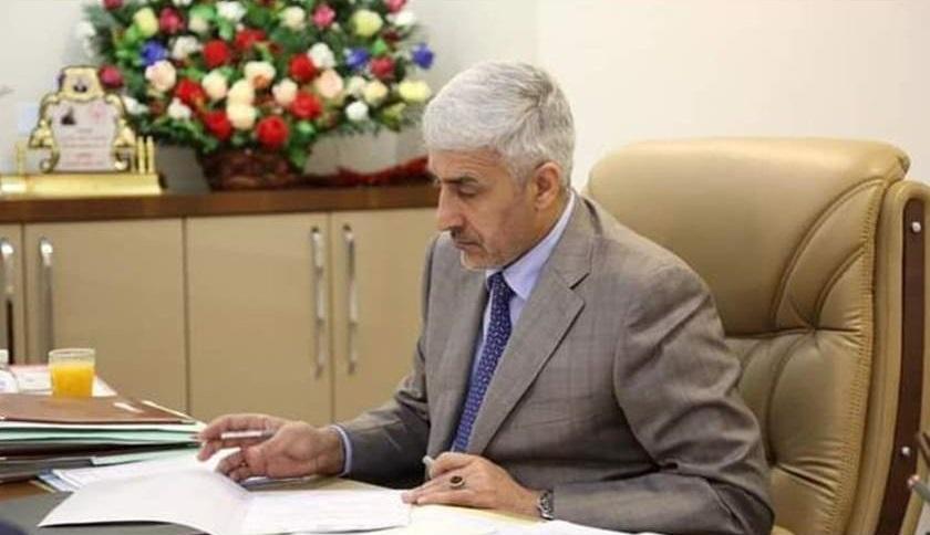 وزير الشباب والرياضة يتوسط لحل الازمة بين اتحاد الكرة وعدنان درجال