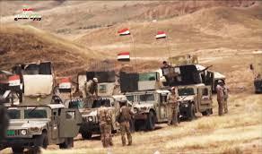 العبادي اوعز بتحريك فرقتين عسكريتين من محافظة الموصل لتحرير مناطق غربي الانبار