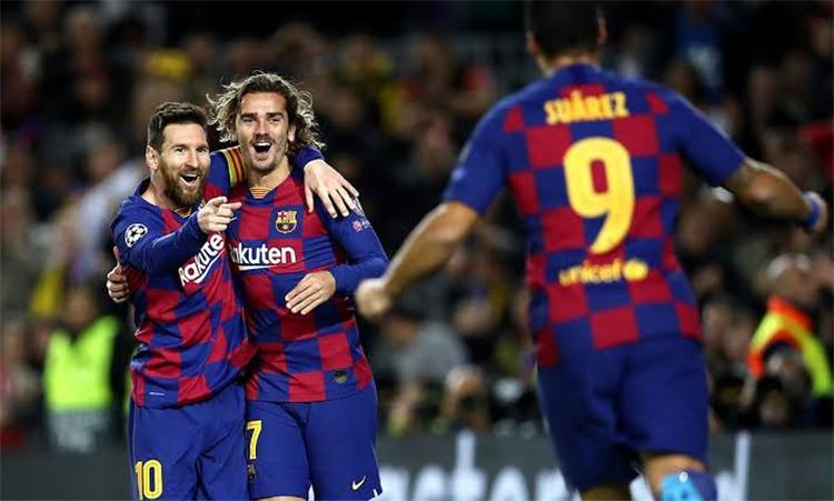 برشلونة يواجه خطر غياب مهاجمه 10 مباريات