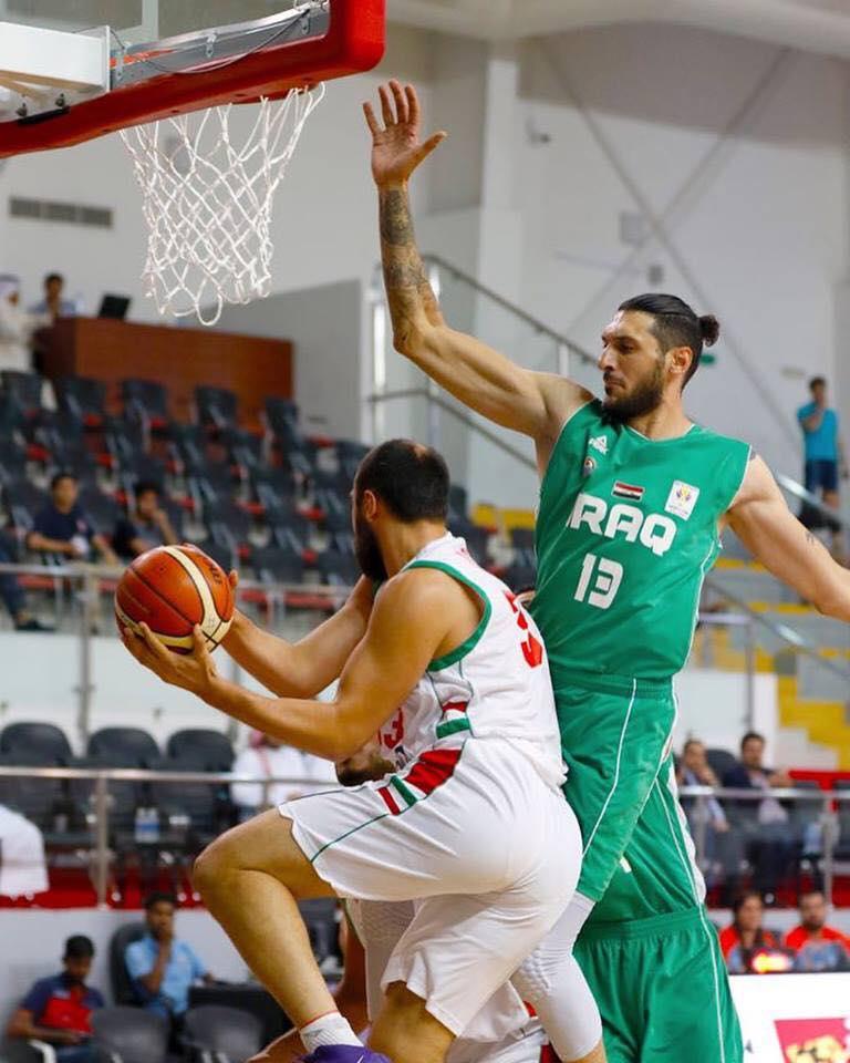 وطني السلة يختتم مشاركته في بطولة البحرين غداً الاحد