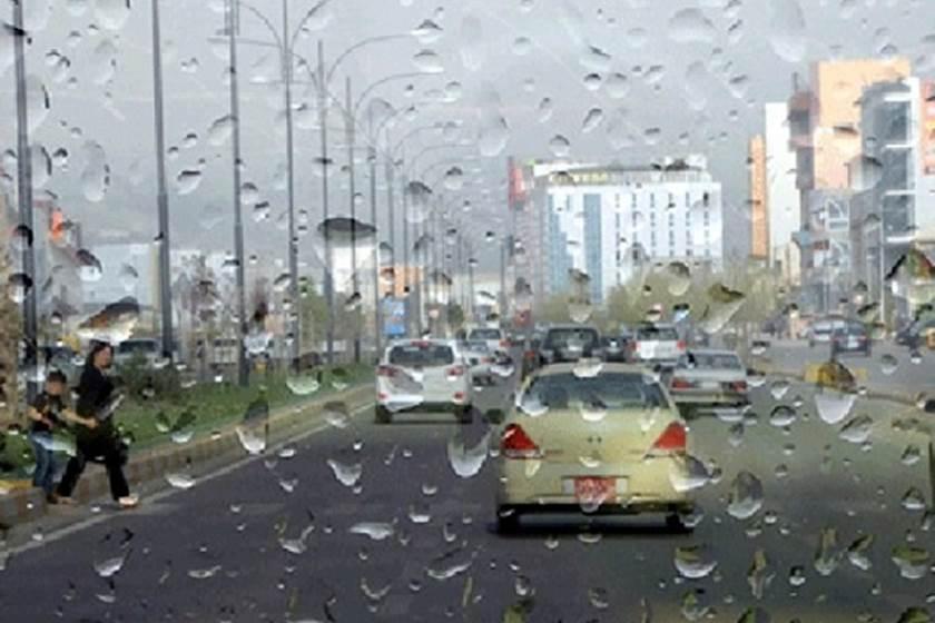 تعرف على الحالة الجوية في بعض المناطق خلال الايام الاربعة المقبلة